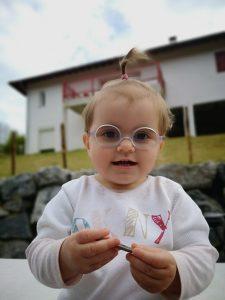 Lunettes pour bébés Bidart Optik