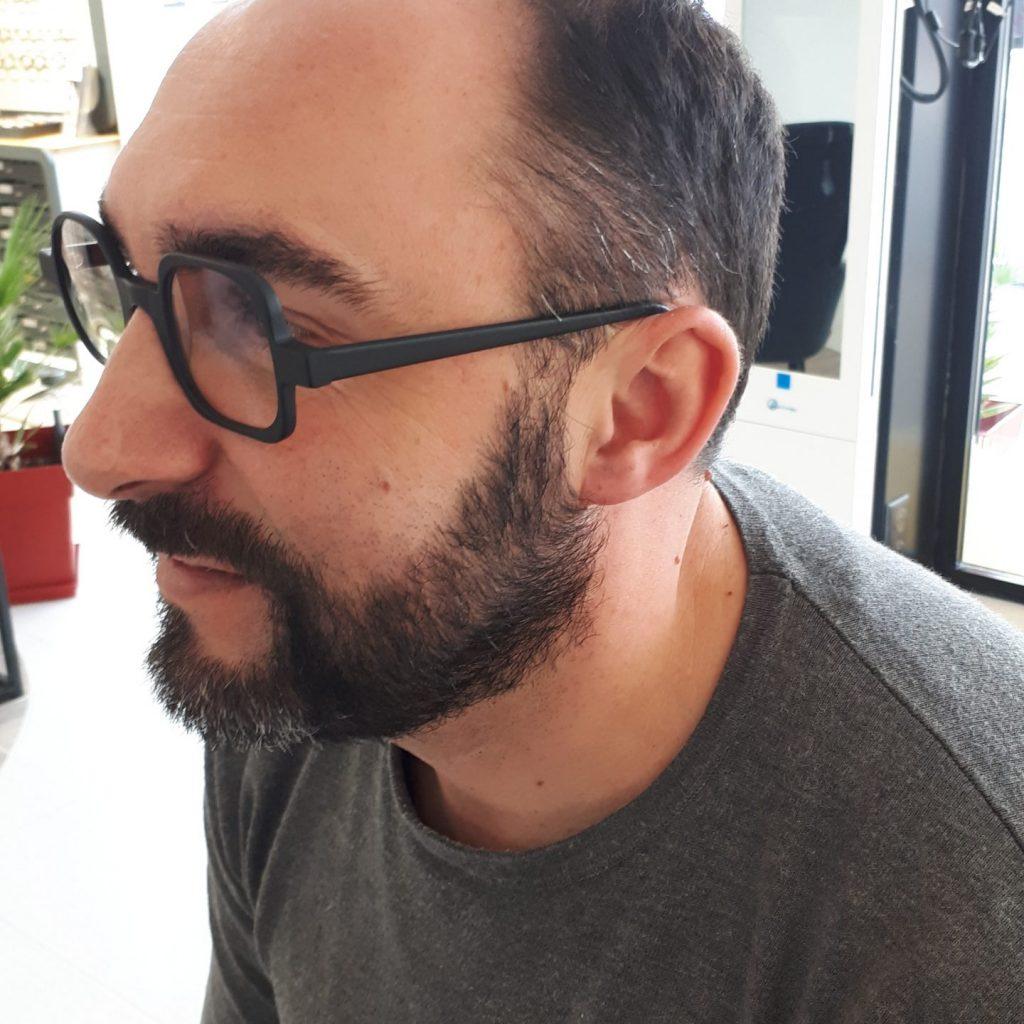 Opticien à Bidart - Bidart Optik - lunettes sur-mesure rond carre